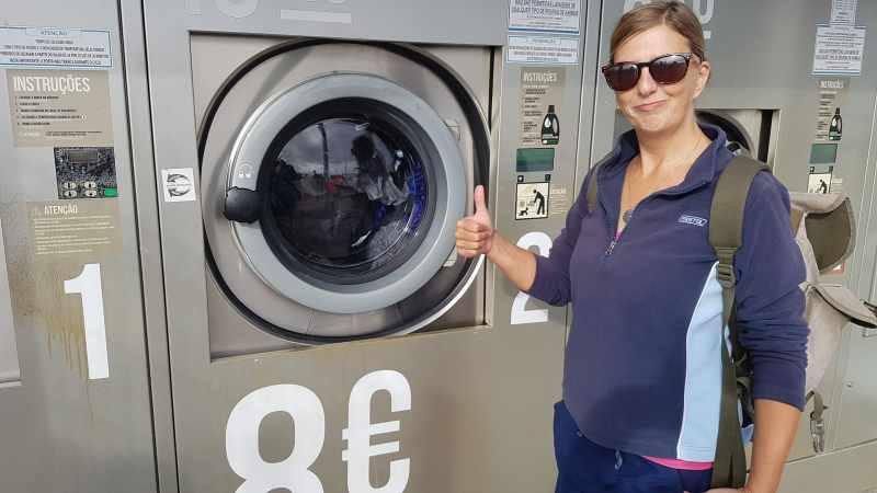 Ein normaler Waschtag – nur ganz anders!